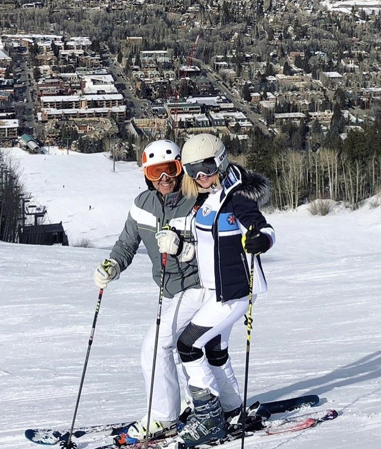 Ramona Singer Enjoys Ski Trip In Aspen- Photos!