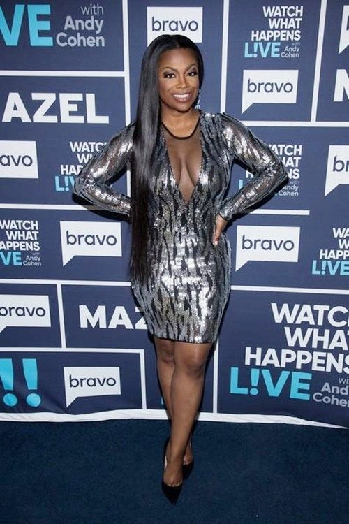 "Kandi Burruss Says Porsha Williams Is ""Good At Playing The Victim""; Bothered By What Mama Joyce Said About Todd Tucker"