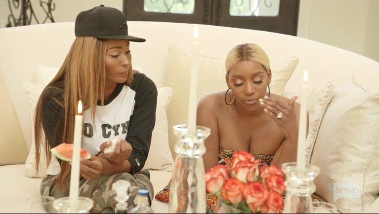 NeNe Leakes admits she made mistakes