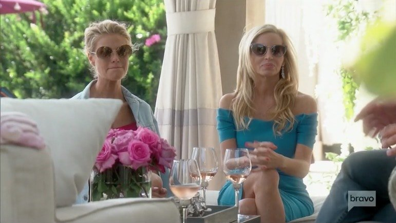 Real Housewives Of Beverly Hills Recap: Bound And Gagged