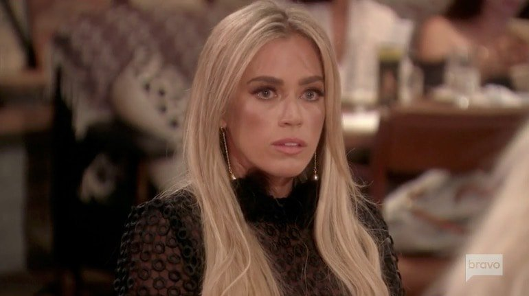Teddi Mellencamp Arroyave is shocked by Erika