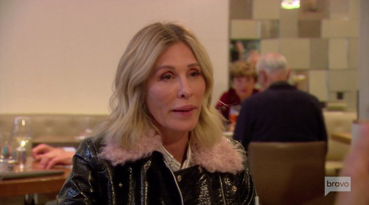 "Carole Radziwill Slams Sonja Morgan For Comparing Divorce To The Death Of Dorinda Medley's Husband; Says There Were ""Infidelities On Both Sides"" In Sonja's Marriage"