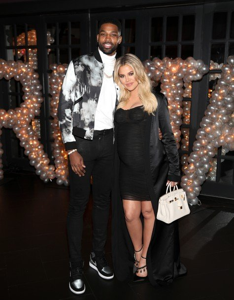 Khloe Kardashian Gives Birth To A Baby Girl Following Tristan Thompson Cheating