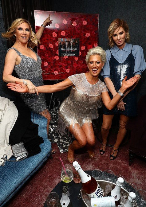 RHONY Premiere Party Photos