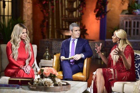 Kim Zolciak Gets Slammed By Marlon Wayans For Her Appearance The Real Housewives Of Atlanta Reunion