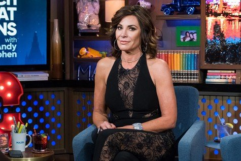 Luann de Lesseps Denies Wearing Black Face For Diana Ross Costume; Thinks Carole Radziwill Should Have Reached Out About Her Divorce