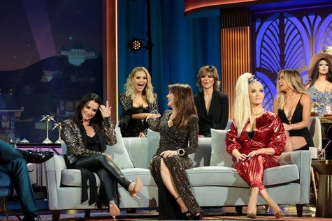 Real Housewives Of Beverly Hills Cast Talk This Season's Drama On Watch What Happens Live