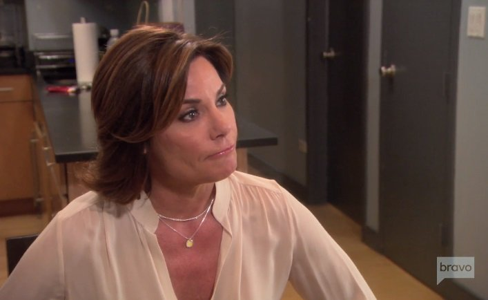 Luann de Lesseps Thinks Carole Radziwll & Tinsley Mortimer Are Mean Girls; Accuses Dorinda Medley Of Stirring The Pot