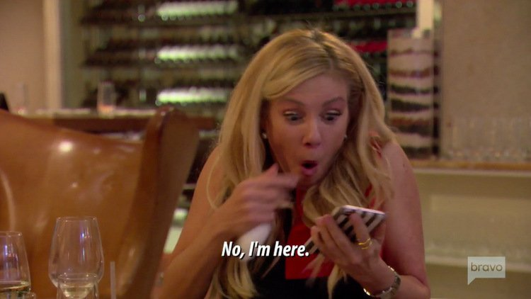 Real Housewives Of New York Recap: Running Your Mouth