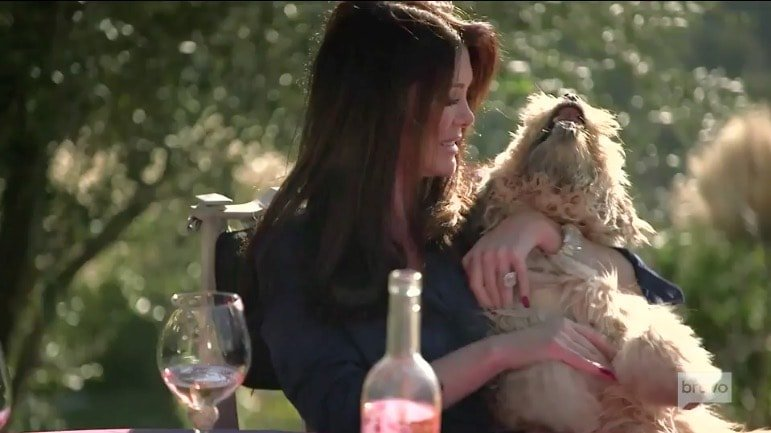 Lisa Vanderpump New Dog