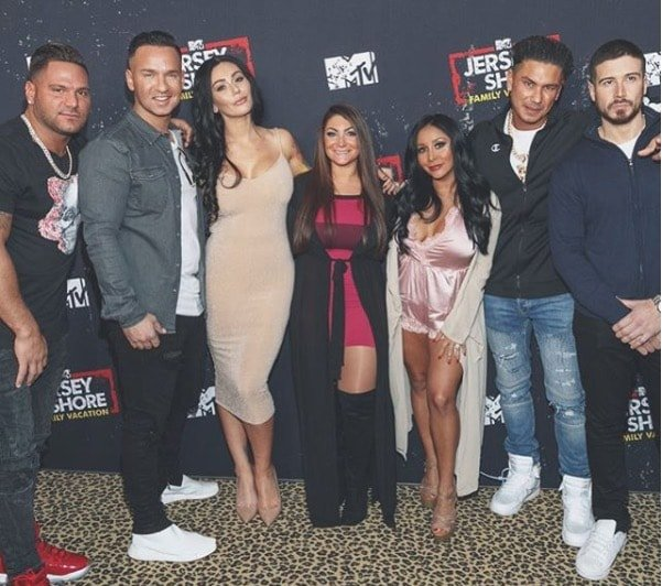 Snooki - Jersey Shore Family Vacation