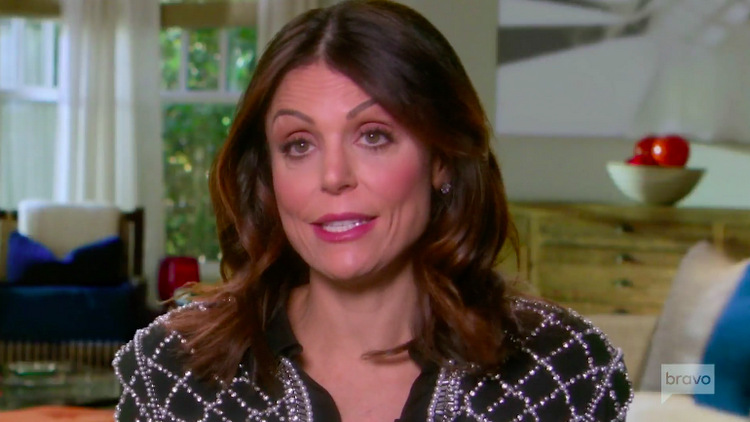 Bethenny Frankel ''Heartbroken'' by Sudden Death of Dennis Shields