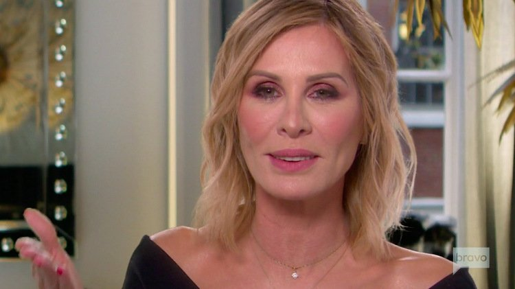 "Real Housewives Of New York's Carole Radziwell: Bethenny Frankel ""Seems So Angry And Unhappy"""
