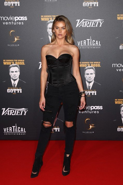 Lala Kent Rubs Elbows With A-Listers At The Cannes Film Festival – Photos