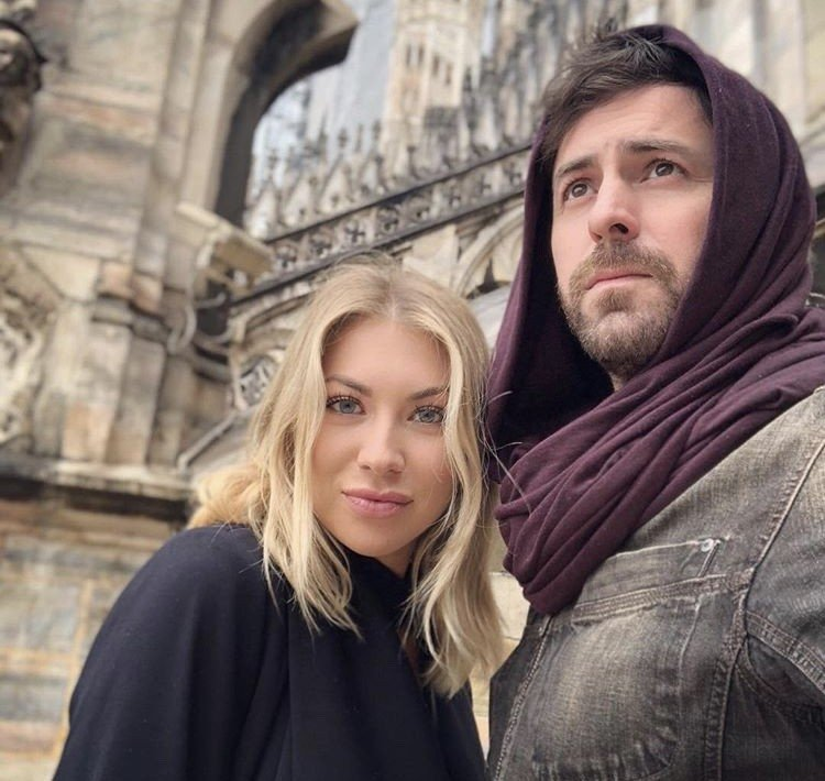 Stassi Schroeder Vacations In Italy With Boyfriend Beau Clark- Photos