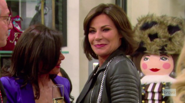 Luann de Lesseps Doesn't Blame Missy For Drama With Tom D'Agostino; Is Still In A Good Place With Carole Radziwill