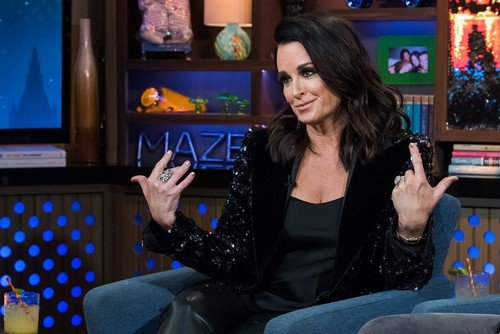 Kyle Richards Discusses Erika Jayne's Behavior At The Real Housewives Of Beverly Hills Reunion