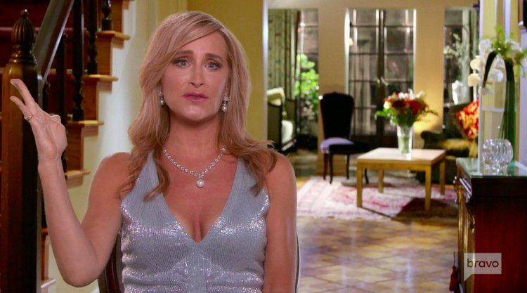 Sonja Morgan Wants Dorinda Medley To Stop Talking About Her Family