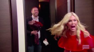 Report: Tinsley Mortimer Allegedly Quits Real Housewives Of New York After Reuniting With Scott Kluth
