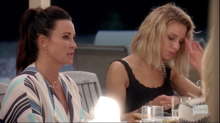 Kyle Richards talks about her family problems - AGAIN