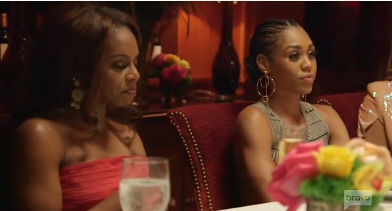 The Real Housewives of Potomac Recap – Ol' Blue Eyes