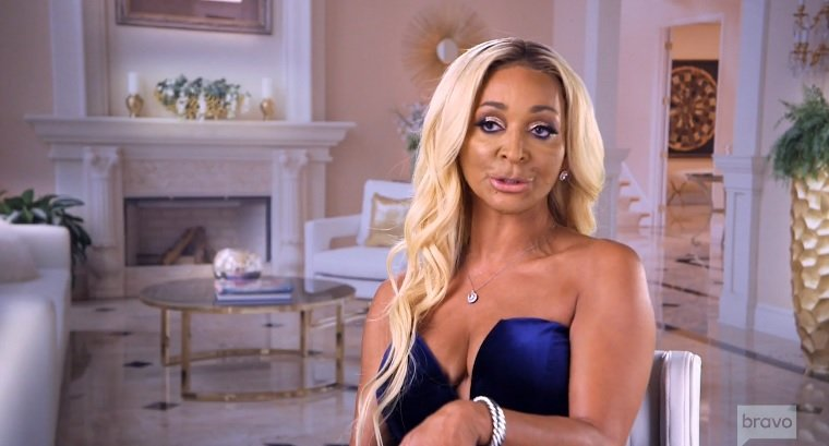 New Real Housewives of Potomac Tonight- Karen Huger & Gizelle Bryant Attempt To Resolve Their Differences