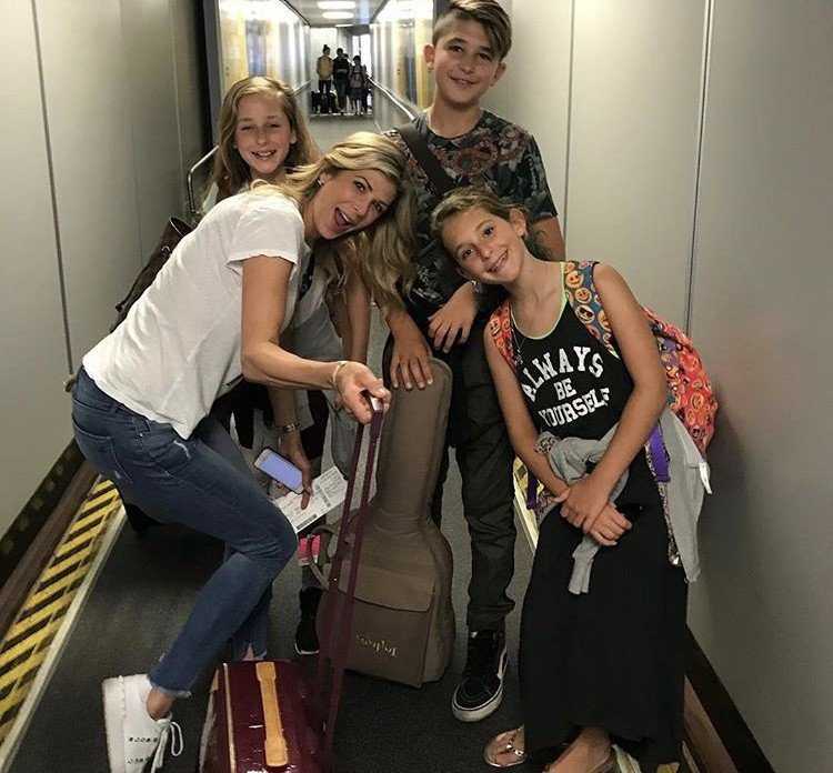 Alexis Bellino Vacations With Her Kids In Montana- Photos