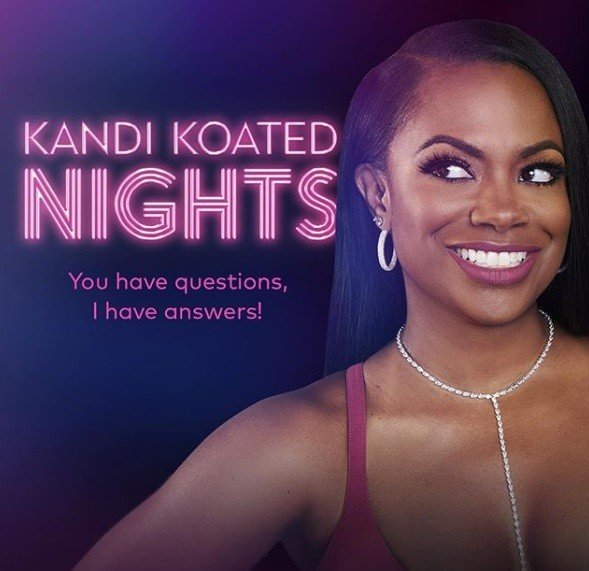 Kandi Burruss Is Getting Her Own Talk Show On Bravo