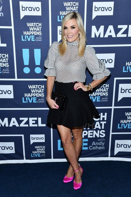 Tinsley Mortimer Discusses Her Breakup With Scott Kluth & Her Confrontation With Tom D'Agostino
