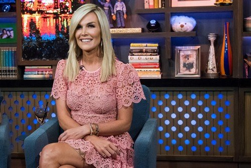 Tinsley Mortimer Reacts To Luann de Lesspes' Return To Rehab; Confirms She's Back With Scott Kluth