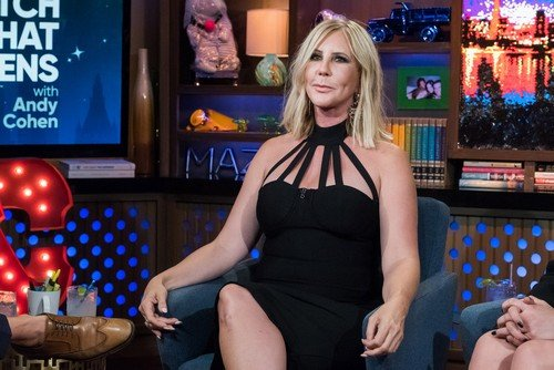 """Vicki Gunvalson """"Doesn't Get"""" Why It's Upsetting To Go On Secret Double Dates With Kelly Dodd's Ex-Husband Michael"""