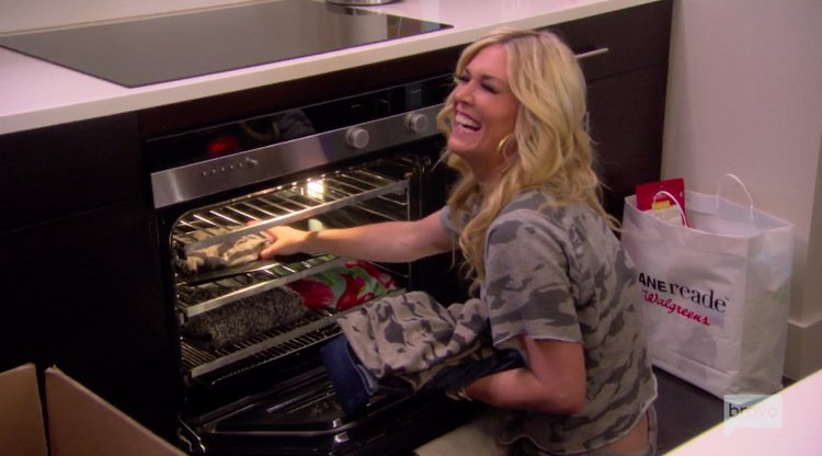 Real Housewives Of New York Recap: Dating Wishes And Cabaret Dreams