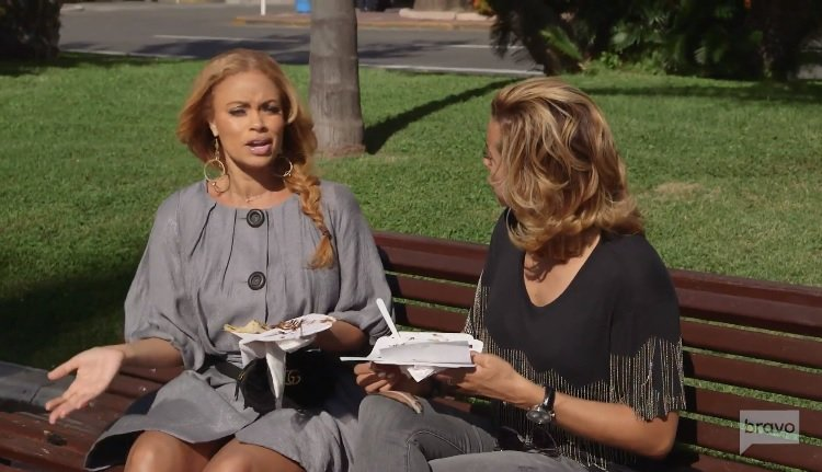 The Real Housewives of Potomac Recap: French Fracas
