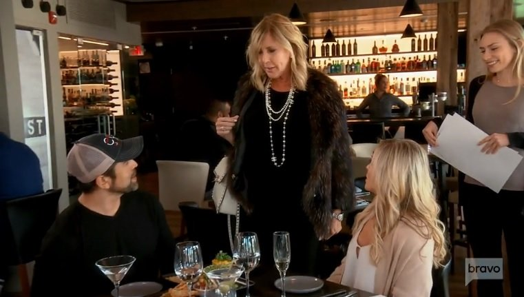 Vicki Gunvalson Uses Bible Verses To Apologize To Eddie Judge On Tonight's The Real Housewives of Orange County