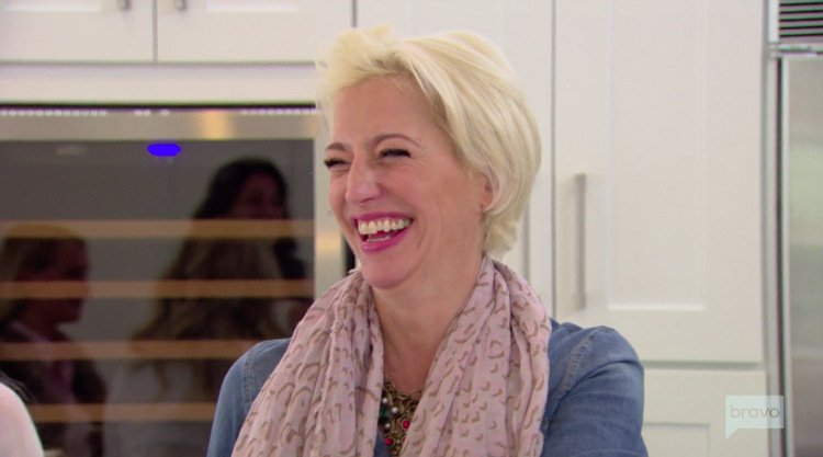 "Dorinda Medley Describes RHONY Season 10 Reunion As ""Very Emotional""; Shares Where She Stands With Bethenny Frankel, Luann de Lesseps, & Sonja Morgan"