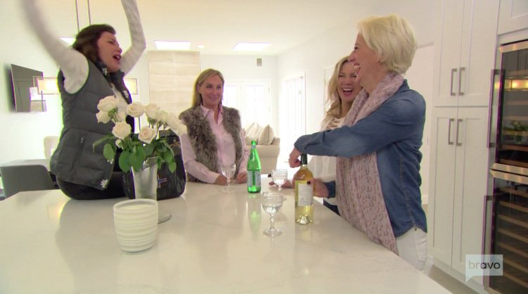 Real Housewives Of New York Recap: There's No Place Like Home