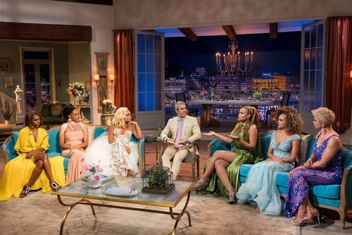 The Real Housewives of Potomac Reunion Part 1 Recap: Faux Friends and Schadenfreude