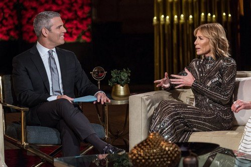 Andy Cohen Is Still In Touch With Former Real Housewife Carole Radziwill