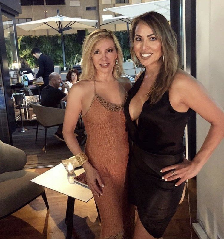Ramona Singer's Spain Vacation With Her Daughter Avery & A Run-In With Kelly Dodd- Photos