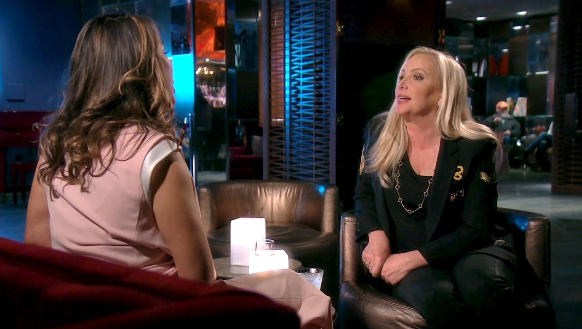 Kelly & Shannon bond over divorce