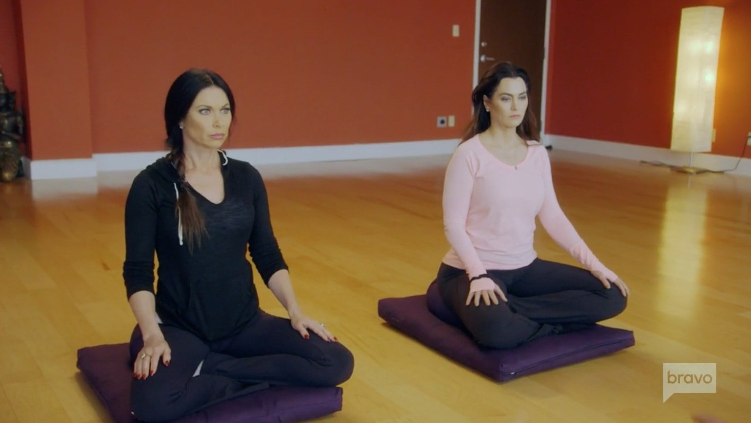 LeeAnne Locken goes zen