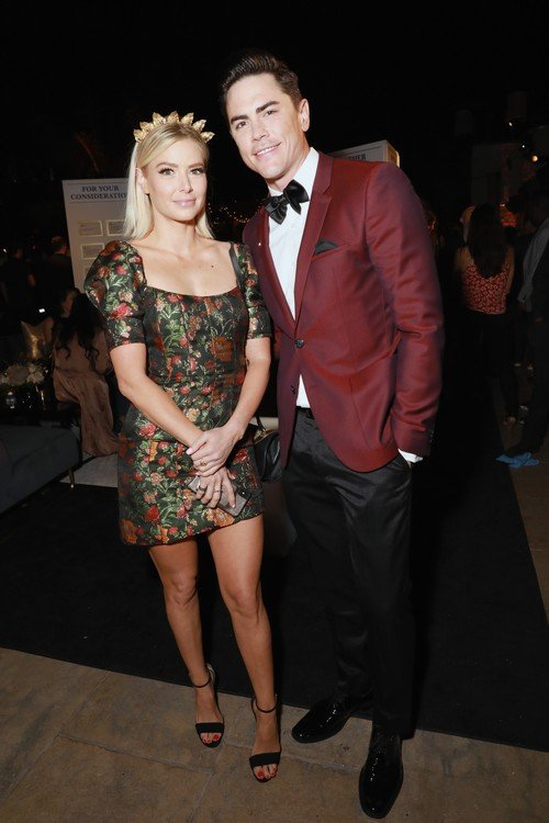 Vanderpump Rules Stars Attend Emmy Party – Jax Taylor, Kristen Doute and More