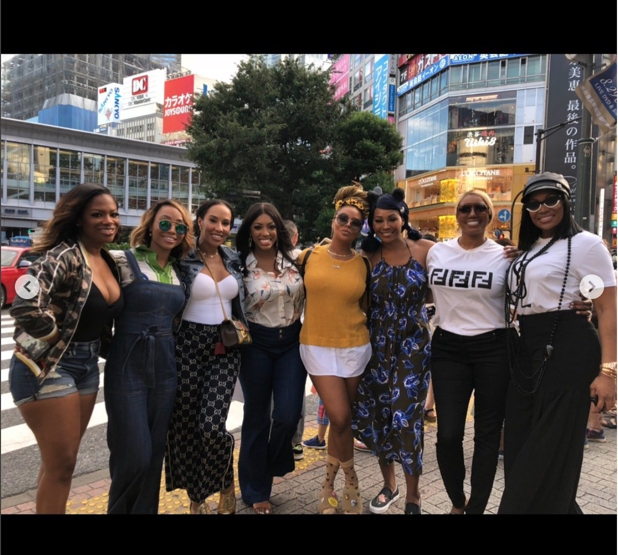 Real Housewives Of Atlanta in Japan