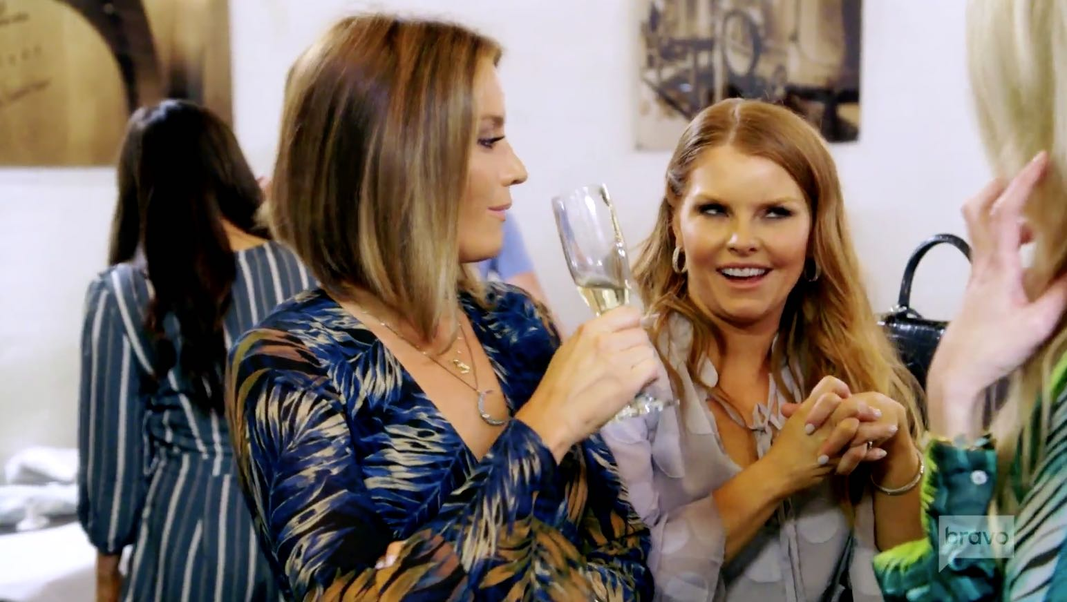 Real Housewives Of Dallas - Brandi is hurt by Cary & Kameron