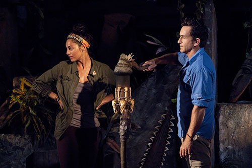 Exclusive Interviews: Survivor David vs. Goliath's Bi Nguyen and Natalia Azoqa Both Leave The Game Unexpectedly