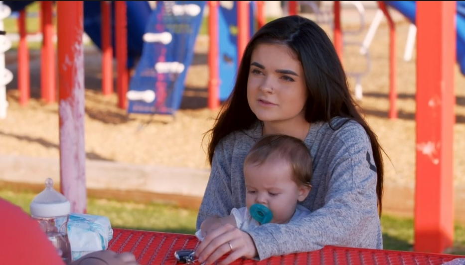 Teen Mom: Young and Pregnant – Dreams, Nightmares & Restraining Orders