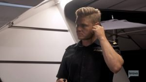 Ashton Pienaar Details His Experience On The Below Deck Aftershow