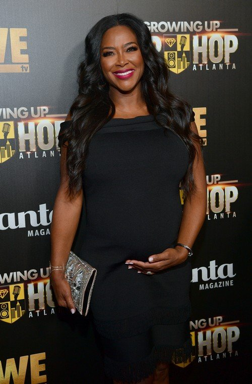 Kenya Moore Has Preeclampsia; Will Have To Deliver Baby Early