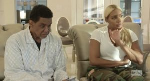 RHOA's Gregg Leakes Finishes Chemo Treatments