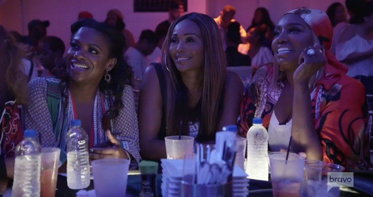 Kandi Burruss Dishes On Porsha Williams' New Man & Shamari DeVoe's Husband